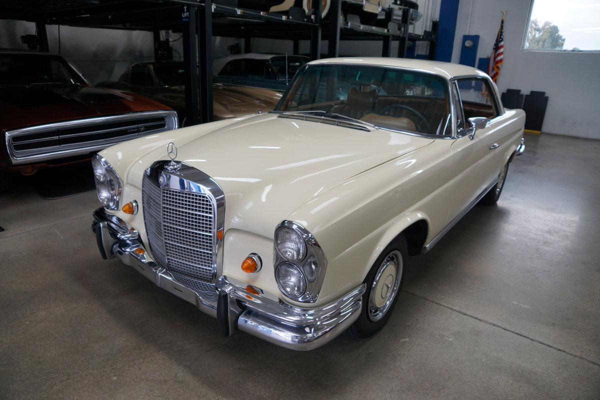 Orig Survivor 1969 Mercedes 280SE Coupe For Sale (picture 1 of 6)