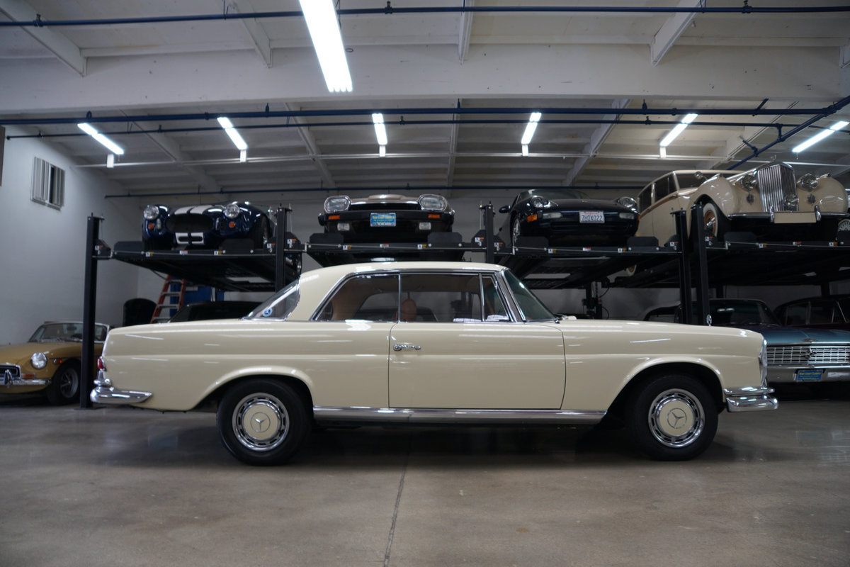 Orig Survivor 1969 Mercedes 280SE Coupe For Sale (picture 2 of 6)