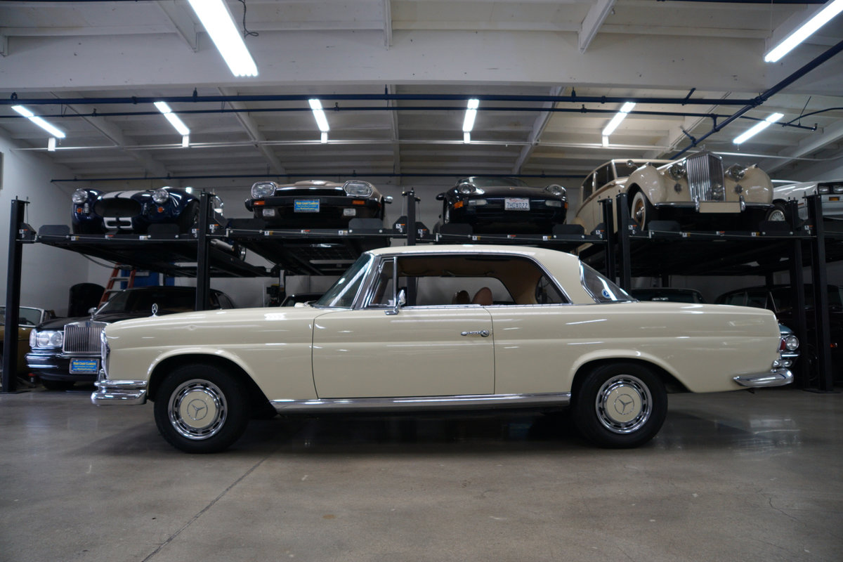 Orig Survivor 1969 Mercedes 280SE Coupe For Sale (picture 3 of 6)