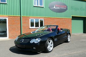 Picture of 2005 Mercedes SL350 43,000 Miles with PANORAMIC ROOF SOLD