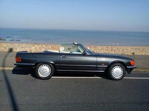 1988/E Mercedes 300SL R107  AUTO CONVERTIBLE     For Sale