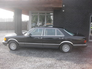 Mercedes 500 SEL Long Model ! Super Clean Limousine !