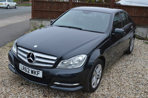 2012 Mercedes-Benz C Class 2.1 C200 CDI BlueEFFICIENCY SE
