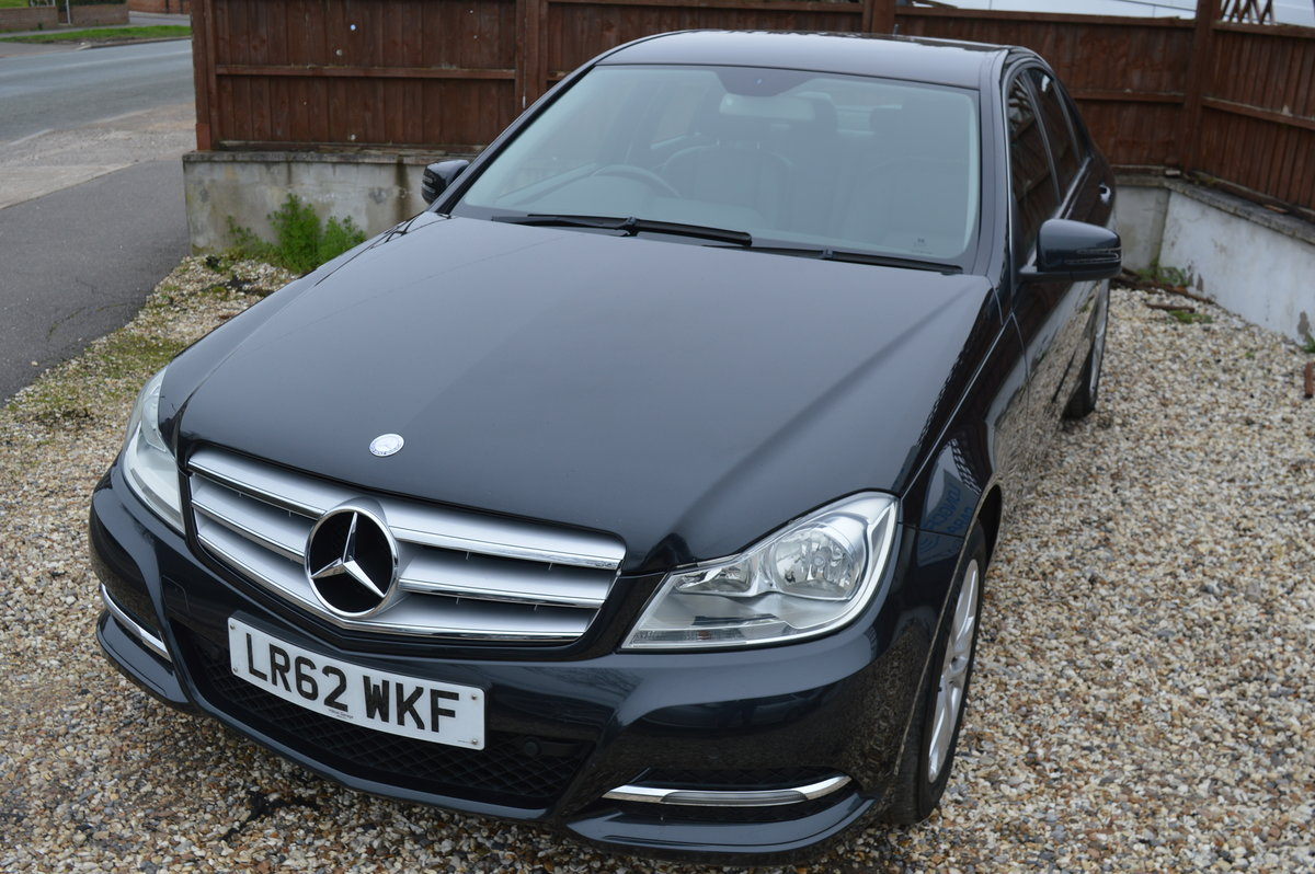 2012 Mercedes-Benz C Class 2.1 C200 CDI BlueEFFICIENCY SE For Sale (picture 3 of 6)