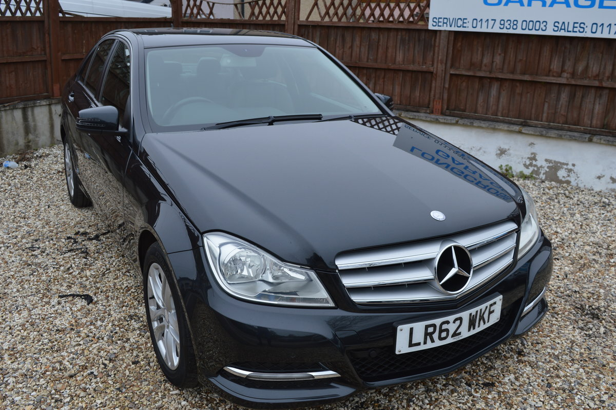 2012 Mercedes-Benz C Class 2.1 C200 CDI BlueEFFICIENCY SE For Sale (picture 6 of 6)