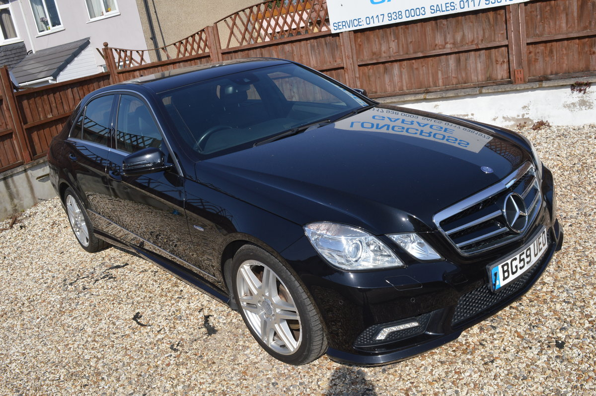 2009 Mercedes-Benz E Class 2.1 E250 CDI BlueEFFICIENCY Sport 4dr  For Sale (picture 5 of 6)