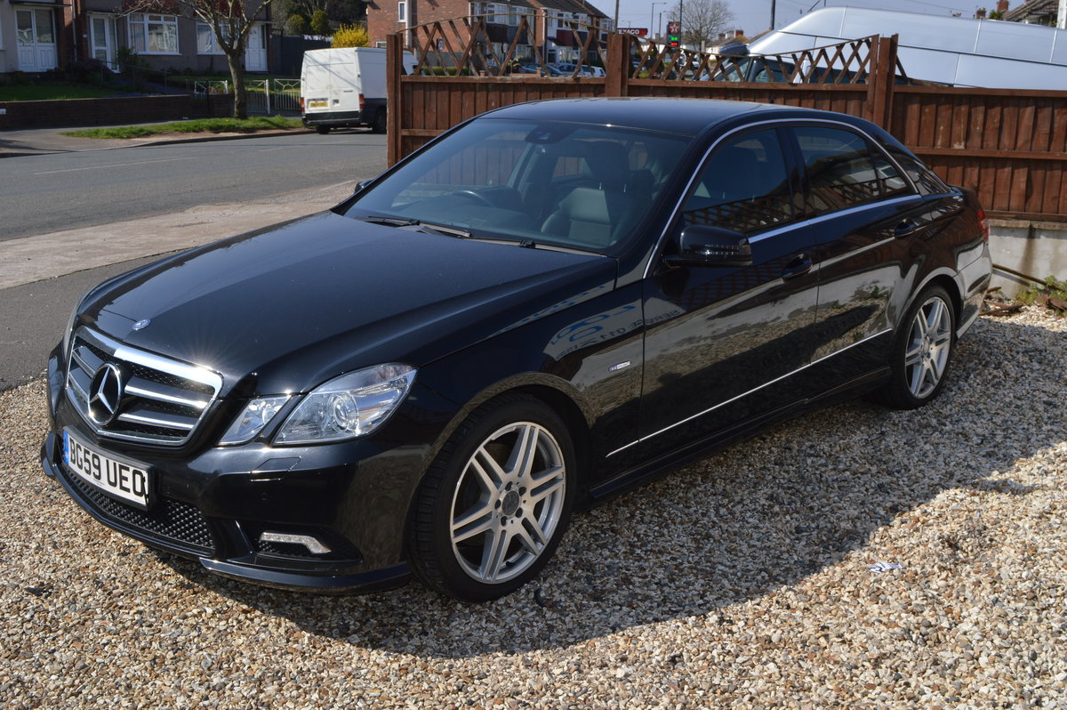 2009 Mercedes-Benz E Class 2.1 E250 CDI BlueEFFICIENCY Sport 4dr  For Sale (picture 6 of 6)