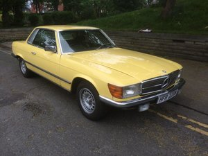 1981 Mercedes 380 SLC For Sale by Auction