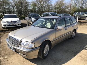 Mercedes C180 Elegance Auto Estate