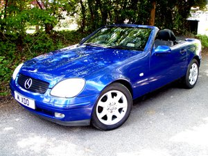 Mercedes SLK230K Might P/Ex
