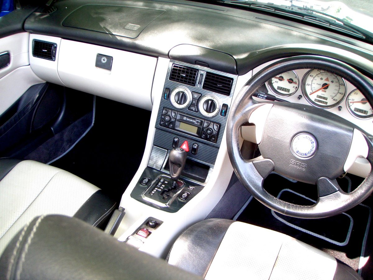 1997 Mercedes SLK230K Might P/Ex For Sale (picture 3 of 6)