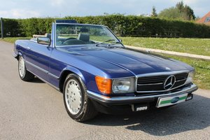 1985 Mercedes SL 500 For Sale