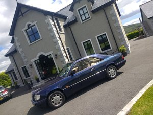 1995 Mint condition w124 For Sale
