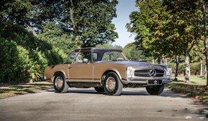 1971 Mercedes-Benz 280 SL Pagoda