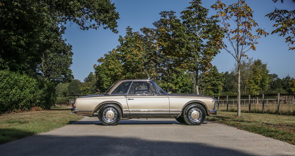 1971 Mercedes-Benz 280 SL Pagoda For Sale (picture 6 of 19)