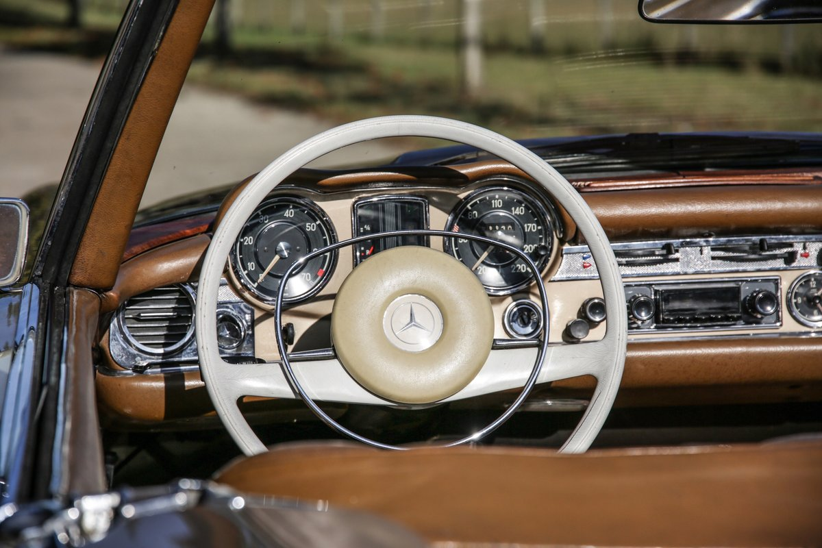 1971 Mercedes-Benz 280 SL Pagoda For Sale (picture 8 of 19)