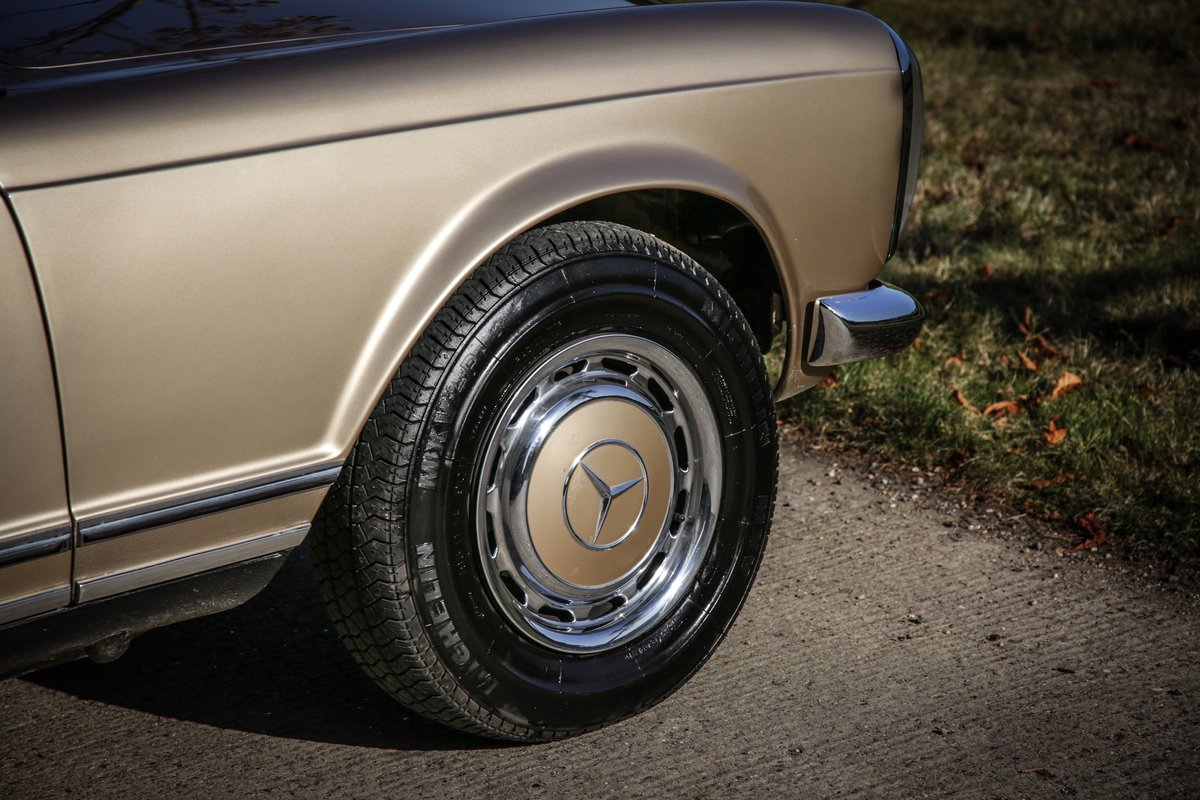 1971 Mercedes-Benz 280 SL Pagoda For Sale (picture 17 of 19)