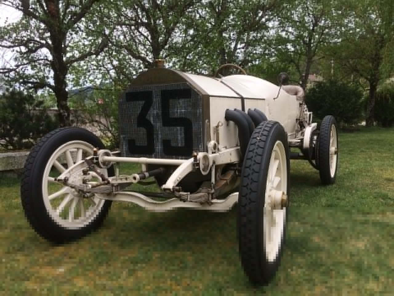 1908 Mercedes Simplex 6 litre Rennwagen For Sale (picture 1 of 6)