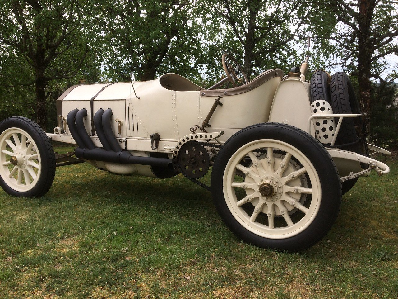 1908 Mercedes Simplex 6 litre Rennwagen For Sale (picture 2 of 6)
