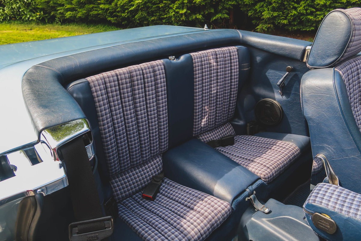 1986 Exceptional Mercedes R107 300SL For Sale (picture 5 of 6)
