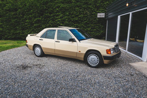Picture of 1988 Mercedes W201 190E with 60k Miles SOLD