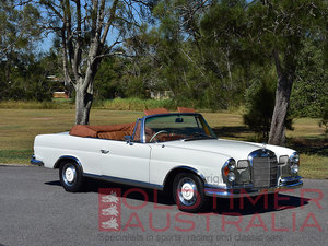 Picture of 1964 Mercedes-Benz 220SEb Cabriolet (With 280 & 220 Engines) For Sale