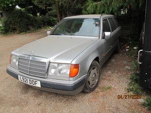 1993 300TD Good genuine mercedes