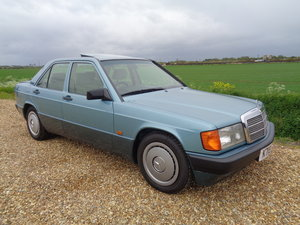 Mercedes 190e automatic - best for sale anywhere !