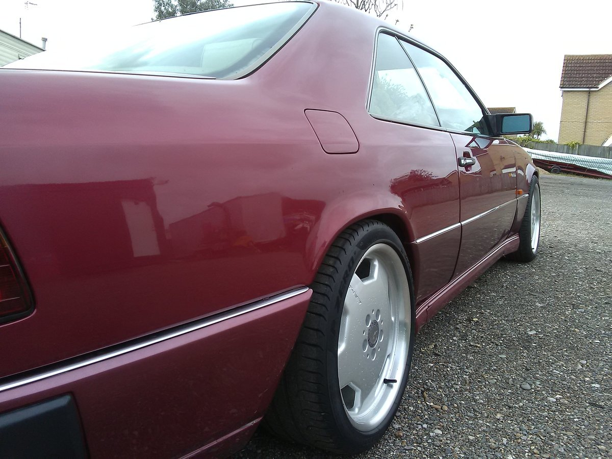 1992 Rare Lorenza body kit For Sale (picture 4 of 6)