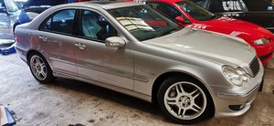 2003 Mercedes C32 AMG Japanese import rust free