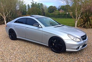 2005 MERCEDES CLS55 AMG AWESOME 620 BHP SUPERCAR - POSS PX