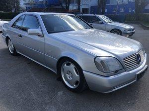 1994 Mercedes-benz cl500 huge spec immaculate LHD