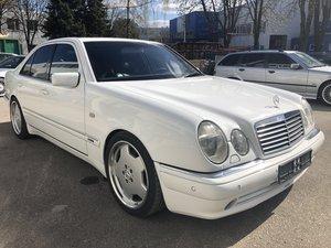 1998 mercedes-benz e55amg sport immaculate cond