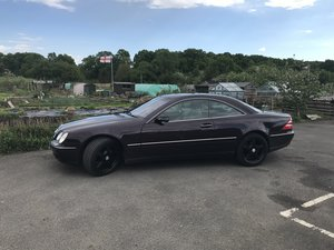 Mercedes CL500 AMG v8 low mileage