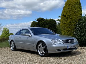 Picture of 2002 Mercedes CL55 AMG Coupe Only 51,000 Miles SOLD