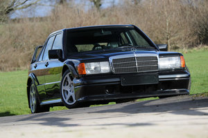 1990 Mercedes 190E Evo II - 41,934 kms & one owner for 30 years For Sale