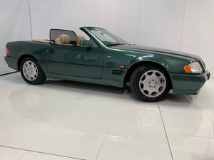 Mercedes SL280 R129 1994 Only 27,766 Miles!