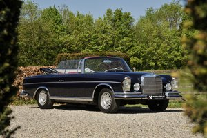 1964 Mercedes-Benz 300SE Cabriolet For Sale