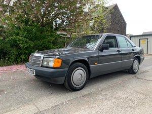 1990 Mercedes 190d 2.5 diesel Automatic