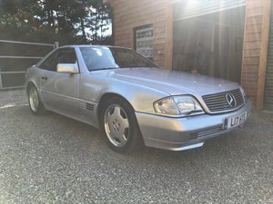 Mercedes 320 SL 1994