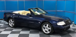 1999 Mercedes SL320 SOLD