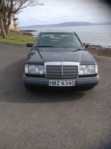 1992 Mercedes 230CE coupe