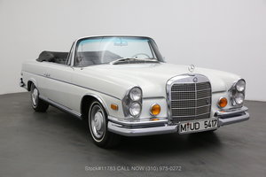 Picture of 1967 Mercedes-Benz 300SE Cabriolet