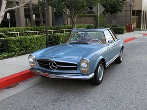 Picture of 1968 Mercedes-Benz 280SL SOLD