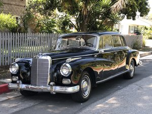 Picture of 1959 Mercedes-Benz 300D Adenauer SOLD