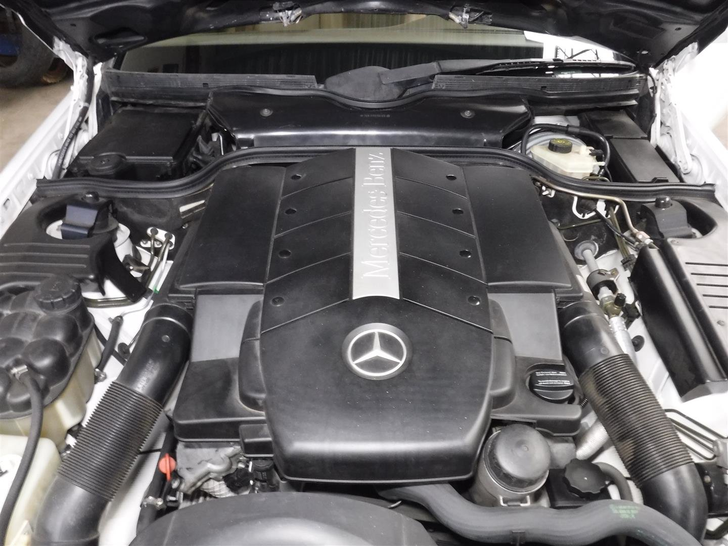 2000 Mercedes Benz 500SL For Sale (picture 5 of 6)