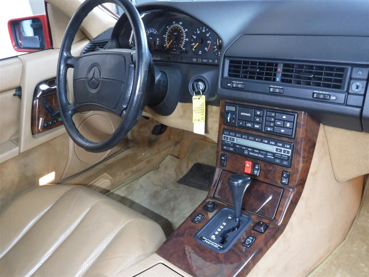 Mercedes Benz 500SL 1990 (35250 miles!!!) For Sale (picture 6 of 6)