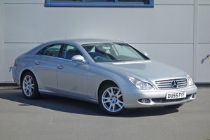 Picture of MERCEDES CLS 350 7-G AUTO, 2005/55, ONE OWNER, FSH, SAT NAV SOLD
