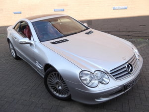 Picture of 2003 Mercedes SL500 Convertible SOLD