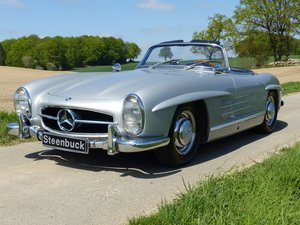 1962 Mercedes-Benz 300 SL - the famous roadster For Sale